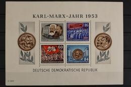 DDR, MiNr. Block 9 A, Falz / Hinge - [6] République Démocratique