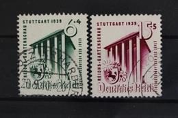 Deutsches Reich, MiNr. 692-693, Gestempelt - Deutschland