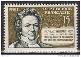 FRANCE 1957 -  Y.T. N° 1139 - NEUF** - France