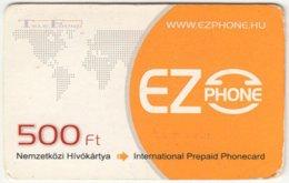 HUNGARY B-745 Prepaid EZphone - Used - Hungary