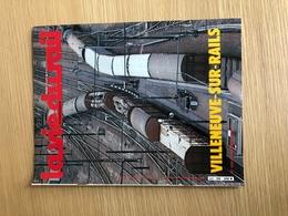 La VIe Du Rail N° 1832 - Eisenbahnen & Bahnwesen