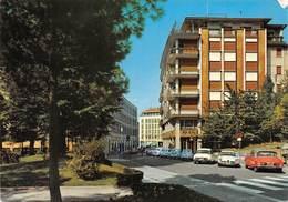 """4689"""" TREVISO-VIA TONIOLO """"FIAT-ALFA ROMEO-CITROEN ANNI '60-CART. ILL. POST. OR. SPED.1967 - Treviso"""