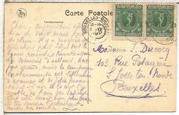 BELGICA TP CON SELLOS JUEGOS OLIMPICOS DE AMBERES 1920 OLYMPIC GAMES - Sommer 1920: Antwerpen