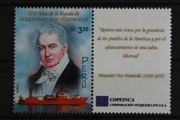 Peru, Schiffe, MiNr. 1842 Zierfeld, Postfrisch / MNH - Peru