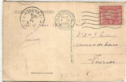 BELGICA TP CON SELLOS JUEGOS OLIMPICOS DE AMBERES 1920 OLYMPIC GAMES - Verano 1920: Amberes (Anvers)