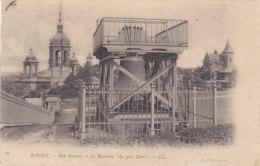 Rouen (76) - Bon Secours - Le Bourdon Le Gros Léon - Rouen
