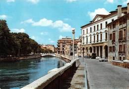 "4690"" TREVISO-RIVIERA REGINA MARGHERITA ""FIAT ANNI '60-CART. ILL. POST. OR. SPED.1966 - Treviso"