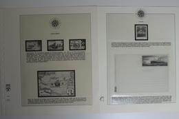 Lindner T Motiv-Vordruckblätter Schiffe, 40 Blätter Ab Caicos-Inseln - Vordruckblätter