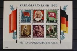 DDR, MiNr. Block 8 A, Falz / Hinge - [6] République Démocratique
