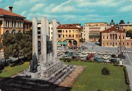 "4693"" TREVISO-PIAZZA VITTORIA ""-CART. ILL. POST. OR. SPED.1966 - Treviso"