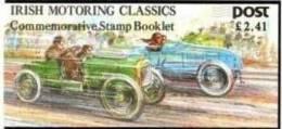 Irlande Ireland Ierland 1989 Yvertn° C678a *** MNH Cote 13 Euro Voitures Autos Cars - Libretti