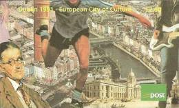 Irlande Ireland Ierland 1991 Yvertn° C758 758-761 *** MNH Cote 15 Euro Dublin - Libretti