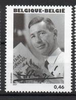 Année 2007 : 3648 ** - Tintin : 100e Anniv.de La Naissance D'Hergé - Unused Stamps