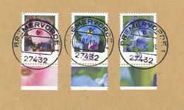 Briefstück Bremervörde 27432 Phlox Hasenglöckchen - BRD