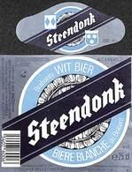 Etiquette Bière Bier Steendonk Londerzeel - Bière