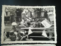 MELI  - MÉLO  120 PHOTOS ORIGINALES NOIR - BLANC PLUSIEURS ALBUMS  PRINCE ALBERT DE BELGIQUE AVEC DIGNITAIRES ORIGINAUX - Albums & Collections