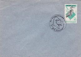 1985 FDC COVER URUGUAY- DIA DEL INGENIERO- BLEUP - Uruguay