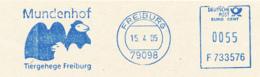 Freistempel 1343 Dromedar - Marcophilie - EMA (Empreintes Machines)
