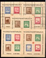 Allemagne/locaux Oldenbourg Cinq Blocs-feuillets Neufs ** MNH. TB. A Saisir! - Allemagne
