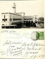 Indonesia, JAVA SOERABAIA, Governor's Office (1937) RPPC Postcard - Indonesië