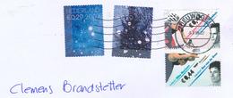 Brief Weihnacht Henkhuis Bas Van De Goor Marissen Radsport Nieuwägein - Period 2013-... (Willem-Alexander)