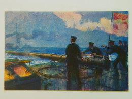 K.U.K. Kriegsmarine Marine Pola SMS 1239 Rotes Kreuz Nr 558 Torpedo 1915 - Guerra