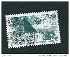 N° 2954 MALTERIE DE STENAY   Oblitéré Timbre FRANCE 1995 - France