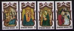 TOGO 1973 - NAVIDAD - NOEL - CHRISTMAS - Yvert Nº 793/94 + A211/212 - Togo (1960-...)