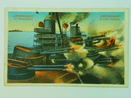 K.U.K. Kriegsmarine Marine Pola SMS 1264 Ed G Costalunga 1911 - Guerra