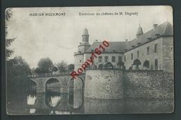 Horion-Hozémont - Extérieur Du Château De M. Degrady - Grâce-Hollogne