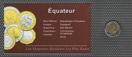 0013 - 'MONNAIES BICOLORES LES PLUS RARES' - Equateur - 100 Sucres - 1997 - Ecuador