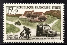FRANCE 1958 - Y.T. N° 1151  - NEUF** /2 - France