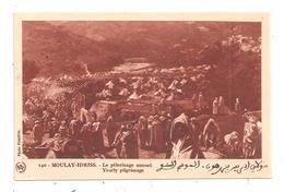 Moulay-Idriss-Le Pélérinage Annuel--(D.1760) - Morocco