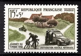 FRANCE 1958 - Y.T. N° 1151  - NEUF** /6 - France