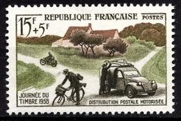 FRANCE 1958 - Y.T. N° 1151  - NEUF** /7 - France