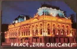 Telefonkarte Polen - Palace Ziemi Obiecanej (4) - Poland