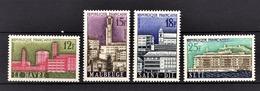 FRANCE 1958 -  SERIE Y.T. N° 1152 A 1155  - 4 TP NEUFS** / 1 - France