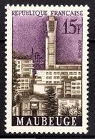 FRANCE 1958 - Y.T. N° 1153  - NEUF** /3 - France