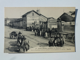 31 TOULOUSE (mines CARMAUX)  Carte En état Concours - Pendant La Guerre La Population Se Ravitaille En Charbon  DEN864 - Toulouse