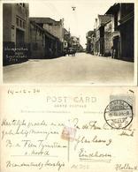Indonesia, JAVA SOERABAIA, Slomprettan (1934) RPPC Postcard - Indonesië