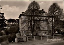 ! 1971 DDR Ansichtskarte Kühlungsborn, Lindenhof - Kuehlungsborn