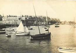 180719B - PHOTO 1920 1930 - 35 SAINT MALO Bateau Voilier Port Bâtiments - Saint Malo