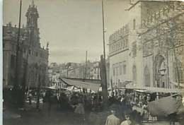 180719B - PHOTO 1920 1930 - ESPAGNE VALENCIA Plaza De La Lonja - La Loge De La Soie - Valencia