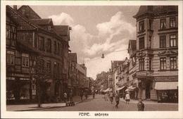 ! Alte Ansichtskarte Peine, Gröpern - Peine