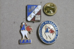 Pin's - Sport Fédération Française De TIR - Badges