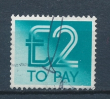 Groot-Brittannië/United Kingdom/Grande-Bretagne/Grossbritannien 1982 Mi: PM99 Yt: TT96 (Gebr/used/obl/o)(4542) - Taxes