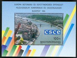 1994 Hungary / Magyar / Hongrie. Block BF N° 232 / ** MNH / Catalog Price (cote) 5 € - Blocchi & Foglietti