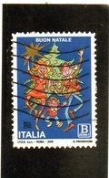 2019 Italia - Natale - 6. 1946-.. Repubblica