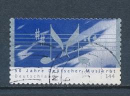 Duitsland/Germany/Allemagne/Deutschland 2004 Mi: 2380 Yt: 2174A (Gebr/used/obl/o)(4543) - [7] West-Duitsland