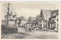De Haan,Le Coq Sur Mer,Avenue Jean D'Ardenne,Jean D'Ardennelaan ,villas Mia Casa,Casemate,Zomer Haard,Kon-Tiki,Elgen - De Haan